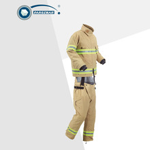 Fangzhan nomex fire fighting suit for fireman protection with Standard EN469
