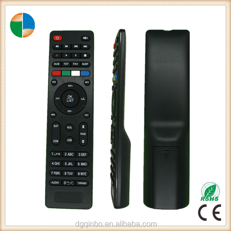 GSM Sansui TV Changhong TV Remote Control With Waterproof
