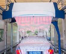 100% professional touchless car washing machine for car wash equipment industry, i-touch car washer in China factory