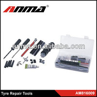 36pcs Tubeless Tire Repair Kit/bike tire repair kit