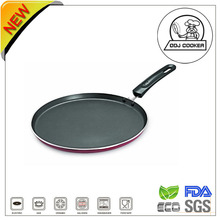 FDA Pressed Aluminum Ceramic Coating Flat Griddle Pan