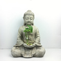 Resin material home ornaments buddha figurine table art decor