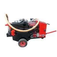 100 Model Trailer-Mounted Road Crack Sealing Machine /Expansion Joint Filler/Fast Setting Cement Patch