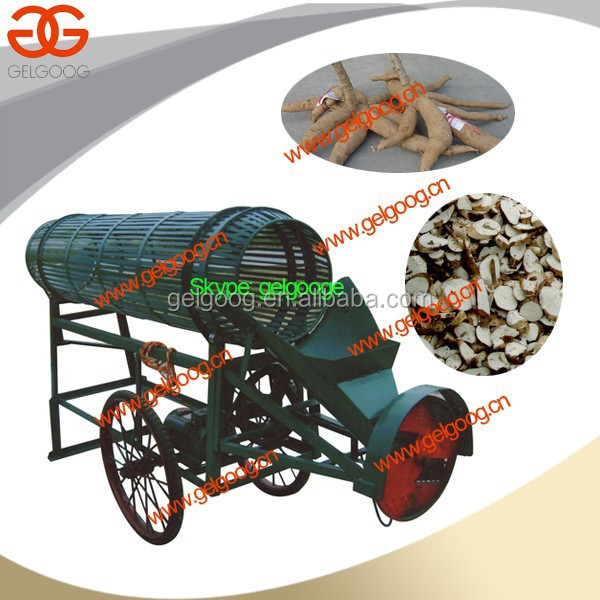 Cassava Chips Machine