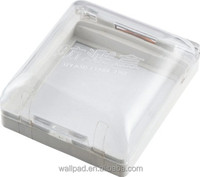 Wallpad for Wall Switch Socket Outlet 86 type Transparent Plastic Box