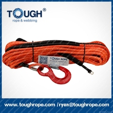 Offroad sports 4x4 sports winch parts UHMWPE synthetic winhc rope