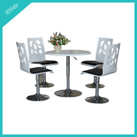 White top high quality bar table