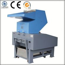 Plastic crusher for edge recycle