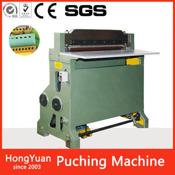 SPM-610 All School Organizers Accessories Stationery Import automatic paper punching machine