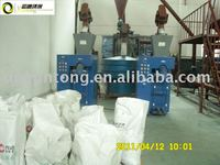 Machinery for rubber scrap & tyre