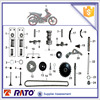 chinese cheap motorcycle spare parts for sale
