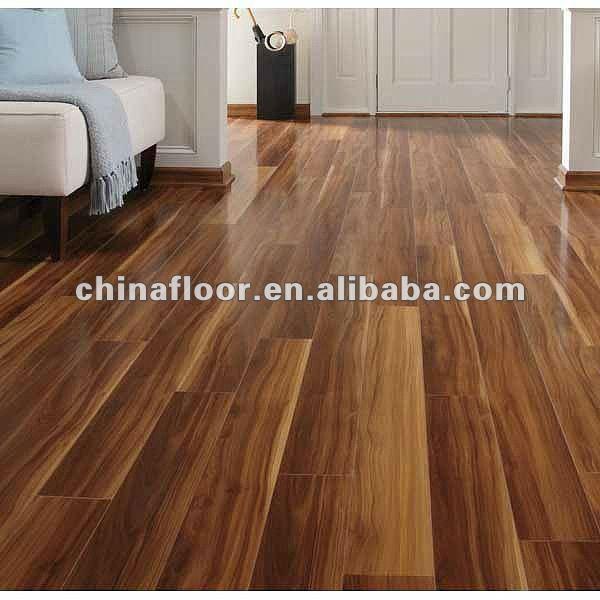 brillante color nogal suelo laminado-Suelos de madera-Identificación ...