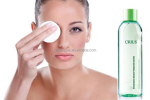 deep cleansing natural eye and lip makeup remover moisture