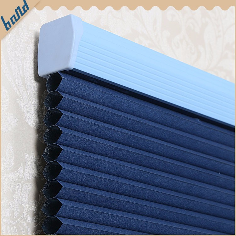 manufacture baby room blackout blind , honeycomb blackout privacy blind