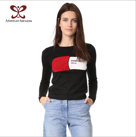 Design Of Hand Made Knitted Sweaters Women,Woolen 100% Cashmere Sweater Women Designs,Ugly xxl Sweater