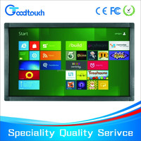 32inch to 84 inch android touchscreen tv box, multi-touch smart interactive whiteboard, touch screen smart tv