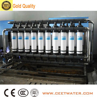 China factory special Plant Uf Membrane Filter filter water purification