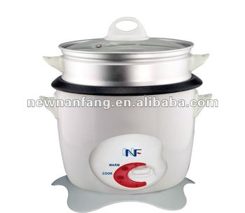 Drum Shape tinplate Materia Rice Cooker(NRC-5D)