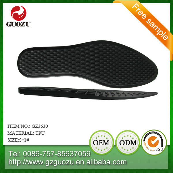 best quality men casual shoe oil resistant tpu outsole