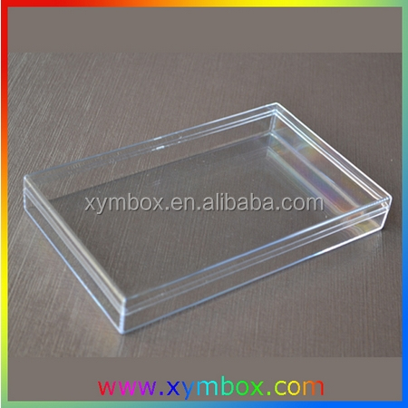140*90*21mm Hot Sale New design cheap transparent plastic packaging box for iphone case
