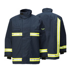 iGift OEM Fireman Uniforms Nomex Firefighter Clothing Flame Resistance Property Fireman Suit