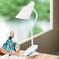 children led bedside table lamps clip on lamp with flexible arms