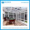 Custome Garden Glass Houses Aluminum Profile