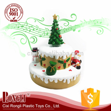 Professional Manufacturer Christmas Musical Box