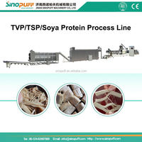 Industrial Soy Bean Protein Production Machinemeat Ball Machine/Soy Isolated Protein Extruding Equipments