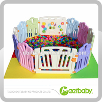 Crib Baby Fence Game Fence Child Toddler Safety Guardrail Ocean Ball Pool Fence