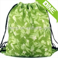 Most Fashion Polyester Drawstring Bag Backpack