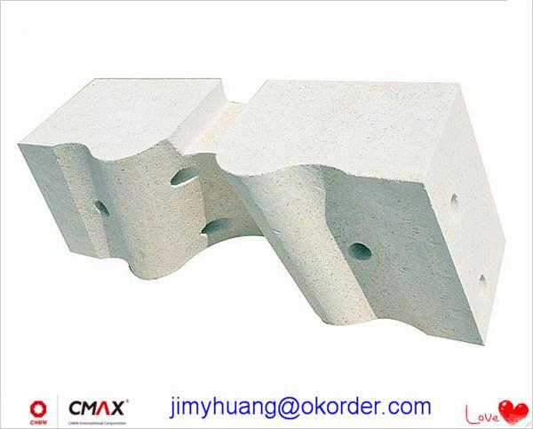 Carborundum Brick for EAF made in China