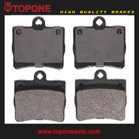 Noise Free, Dusty Free For MERCEDES-BENZ C230 Brake Pad 002 420 51 20