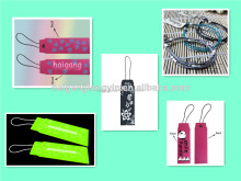 Jewelry price elastic string tags ,paper price tag