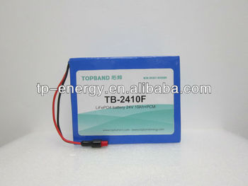 UN38.3 golf cart batteries sale 24v 10ah