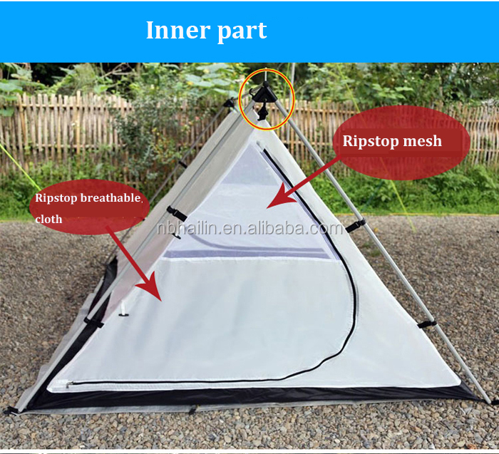 3-4 person unique colorful novelty camping luxury tent