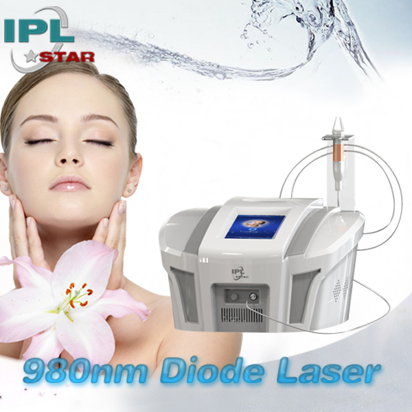 Fade dark spots and spider veins spot spider treatment machine