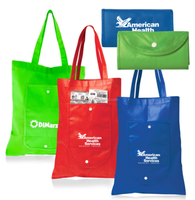 Cheap new products foldable non-woven shopping bag