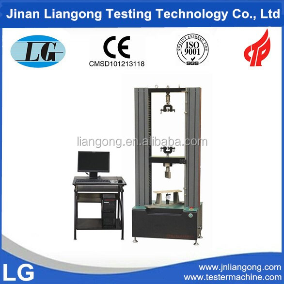 10kN Man made panel tensile test/ Plywood bending tester / universal bending strength tester CMT-10B