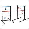 PMS color Ladder Toss Plastic Golf Throwing Game