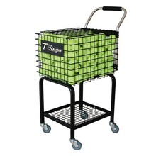 2015 TOP SALES !!!! T703 Coach Ball Basket for Tennis Training