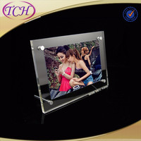 Acrylic Photo Frame/Pmma Picture Frame