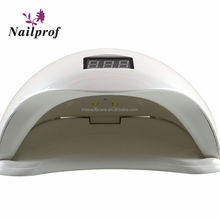 Europe OEM SUNUV 48W LED Nail Dryer Dual light Sunlight LED Nail Gels Lamp With CE