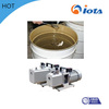 IOTA204 LED package silicone gel thickener bonded the silver plated layer