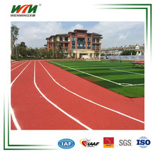 Eco-Friendly Factory Price Rubber Running Track Surface