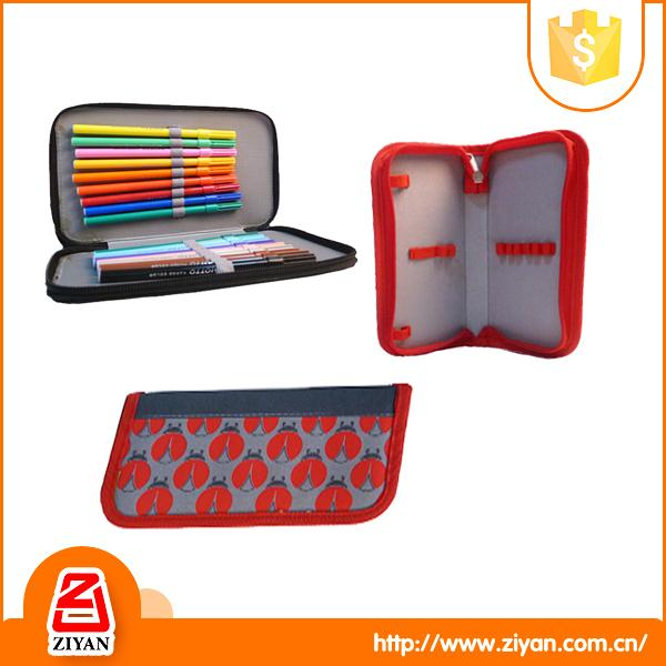 2016 new style retail ZIYAN roll funny smiggle pencil case