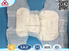 PE film PP tape wetness diaper for old people use adult diaper in bulk