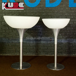 High Top Cocktail Tables/Portable Bar/Commercial Used Pub Furniture
