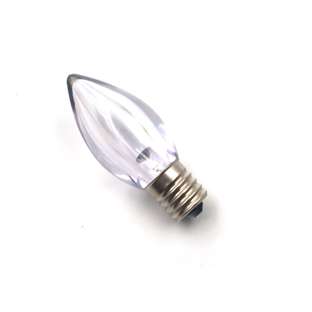 Led C9 Led Bulb Decorative Light Colorful C9 E17 LED Christmas Bulb