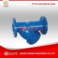 Api Cast Steel Y Strainer
